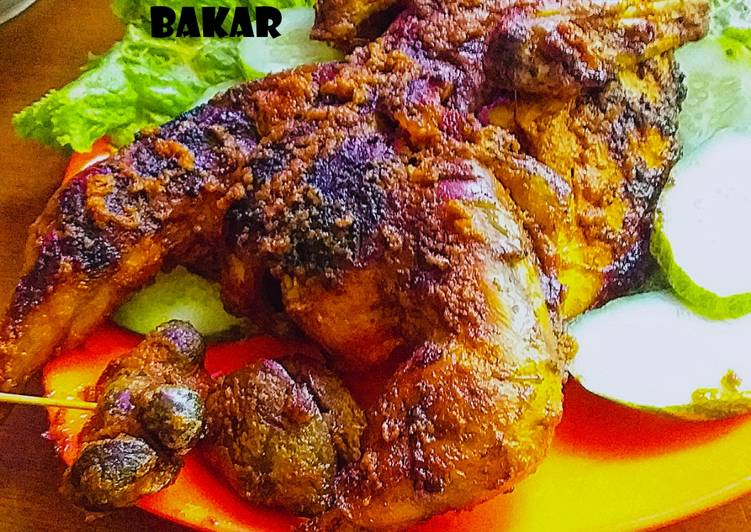 Ayam kampung bakar (ala dapur_uchi^^)