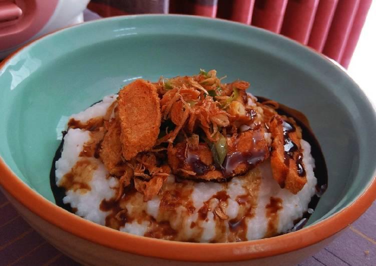 Cara Memasak Bubur Ayam Ricecooker, Lezat Sekali
