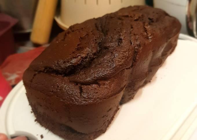 Gâteau au chocolat 🍫 et cerises