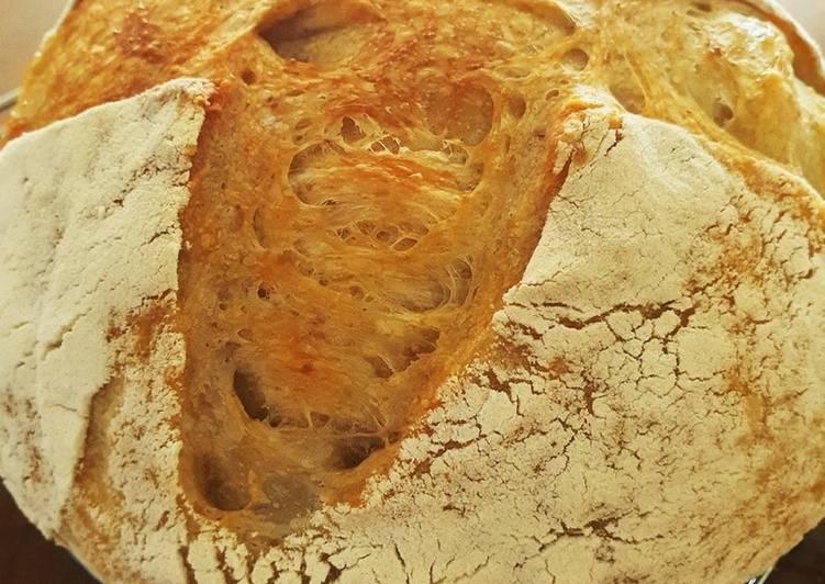 Recipe of Favorite Natural Yeast Artisan Bread