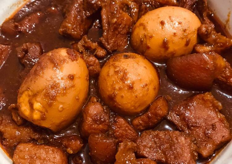 Cara Gampang Membuat Babi Kecap Yang Bisa Manjain Lidah Pecinta Daging Babi