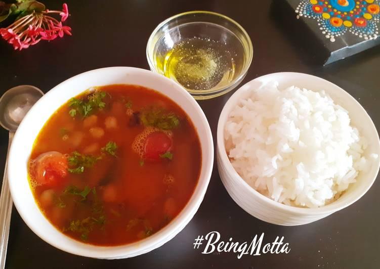 Recipe: Yummy Surti Tadka Dal