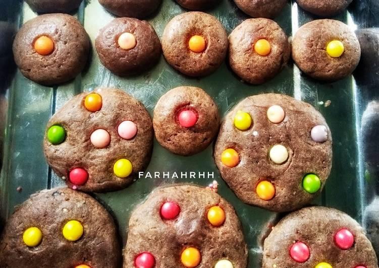 Chocochip Milo Cookies