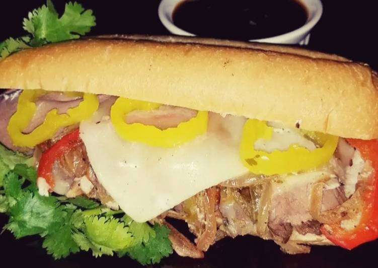 Mike S Southwestern French Dips Recipe By Mmobrien Cookpad
