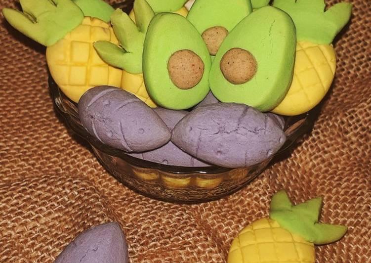 Bagaimana Menyiapkan Kue Maizena / Kue Sagu / Cornstarch Cookie Anti Gagal