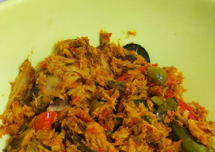 Suwir Tongkol Woku - cookandrecipe.com