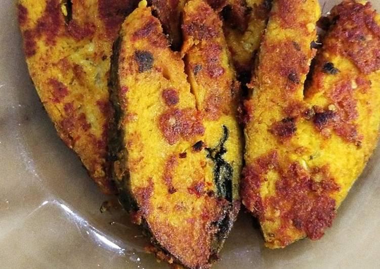 Resep Ikan Bakar Padang Vegan, Enak Banget