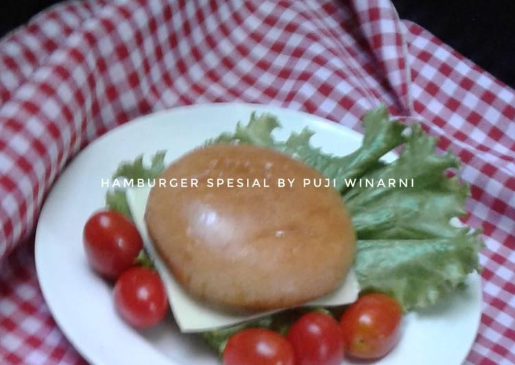 Hamburger spesial