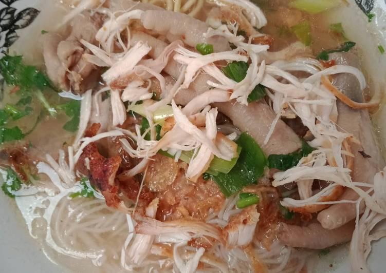 Resep Miso ayam oleh syafrida yanti - Cookpad