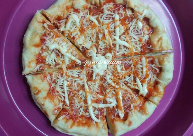 Pizza Teflon Homemade