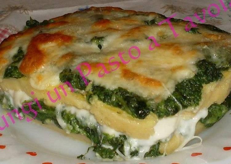 Recipe: Appetizing Baked stringy polenta