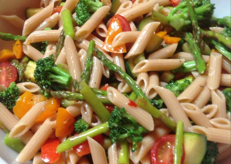 Recipe of Perfect Summer pasta salad