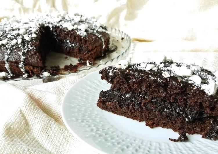 Ciasto czeko - buraczane