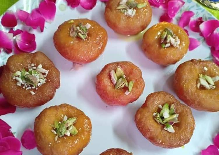 Recipe of Favorite Balushai mithai
