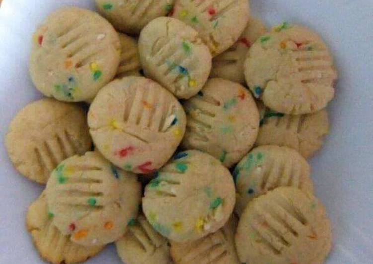 Old Fashioned Dinner Easy Quick Rainbow Cookies