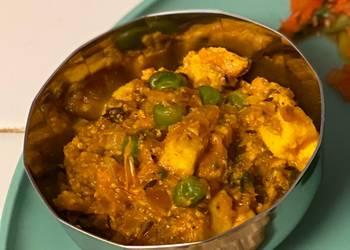 Easiest Way to Prepare Delicious Healthy Paneer bhurji