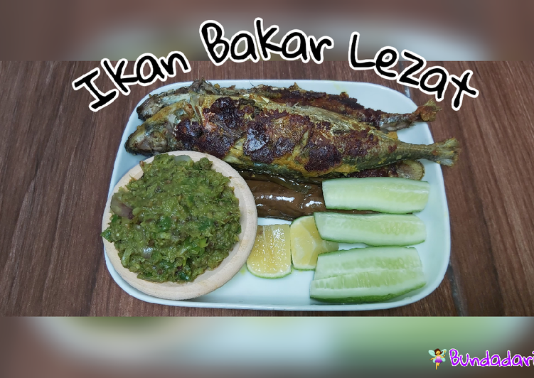 Ikan Bakar Lezat