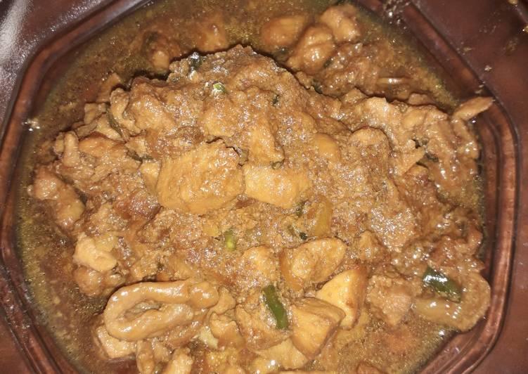 Ayam Kecap untuk Mie ayam/nasi tim/ayam ungkep