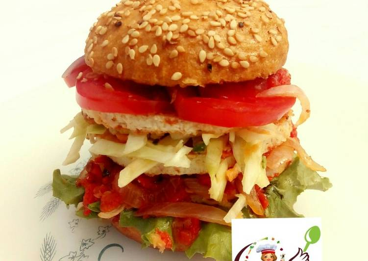 Recipe of Speedy Hamburger
