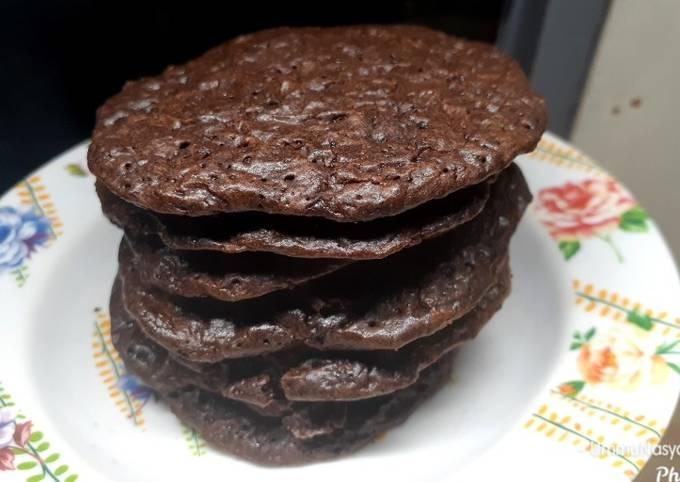 Mocca brownies cookies simple