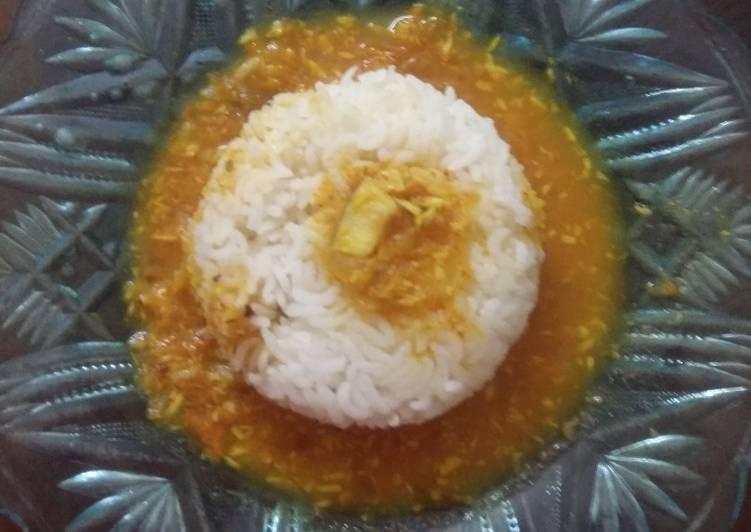 How to Make Award-winning Coconut Onion Dal sambar