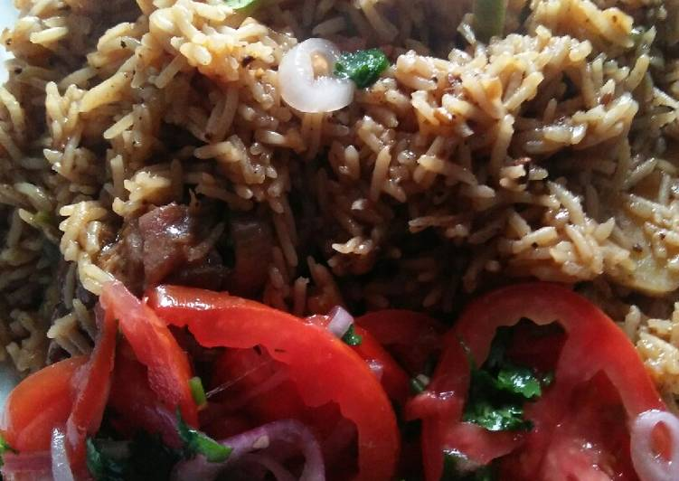 5 Minute Steps to Make Diet Perfect Pilau