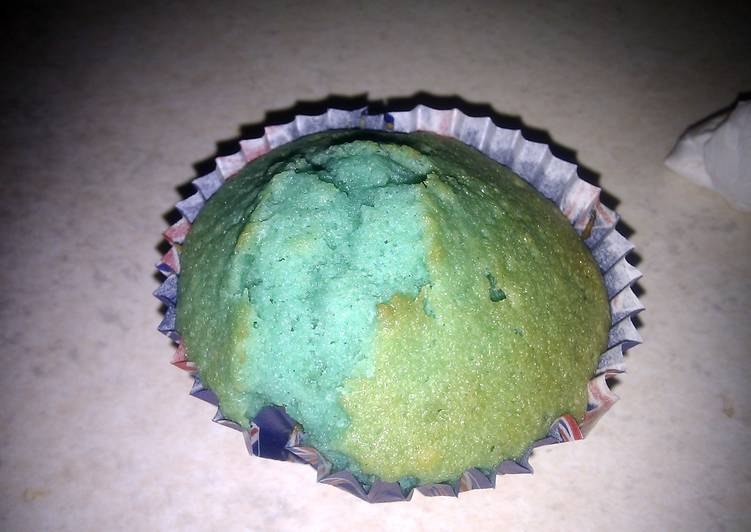 1,2,3 easy peasy cup cakes