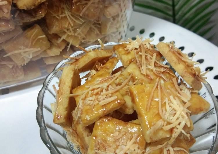 Resep Kue Kering Kastengel Super Gampang Tanpa Telur Oleh Silvia Nurdin Cookpad