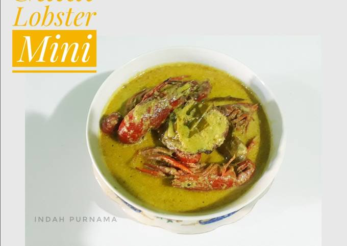 Gulai Lobster Mini