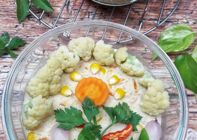 Gadon Ayam Sayuran praktis