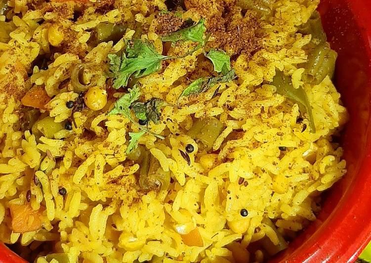 Dry Khichdi