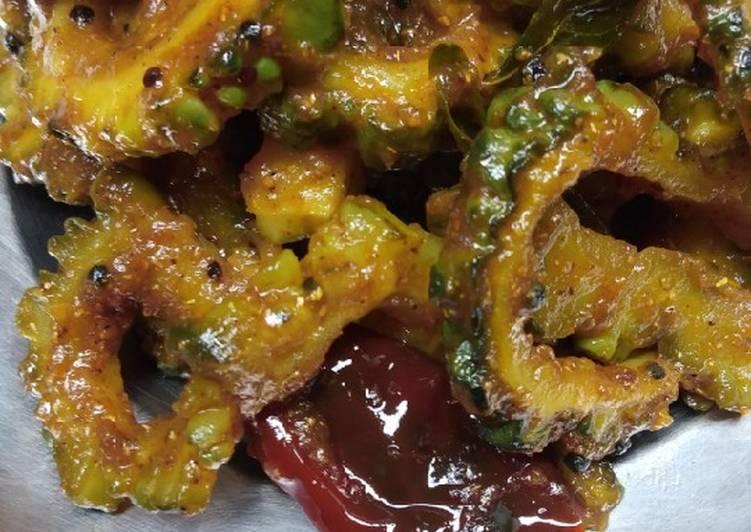 Karela fry