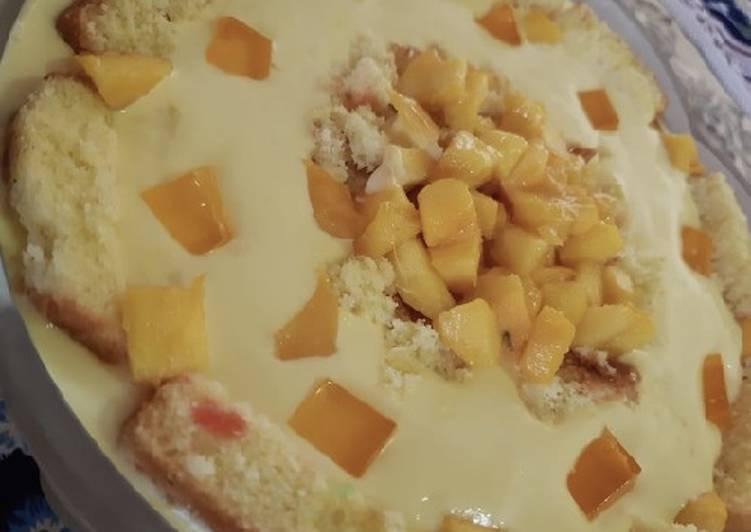 How to Prepare Award-winning Yummy Mango Dessert