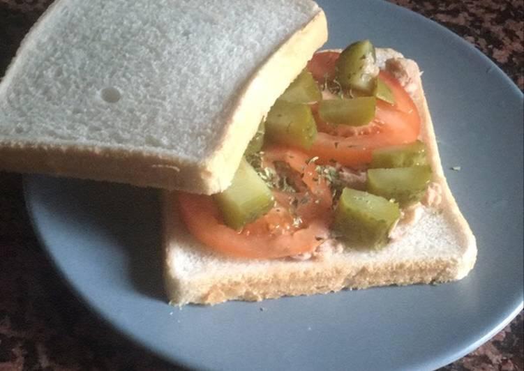 Sándwich fit