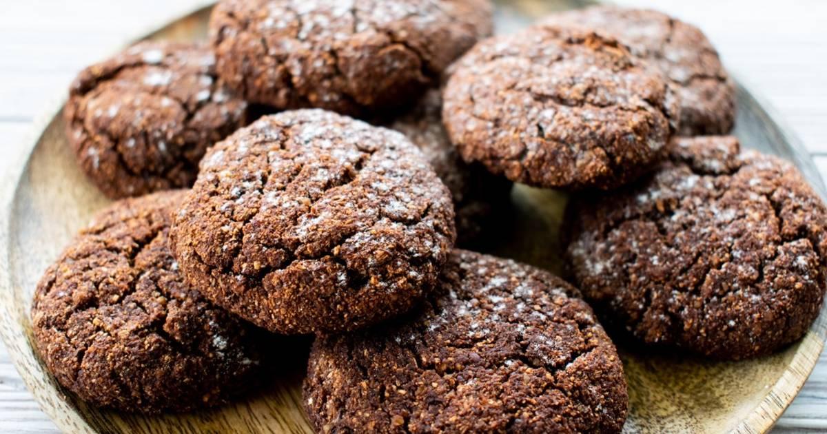 Супер шоколадное печенье рецепт с фото там