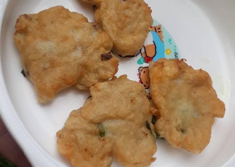 Kakap Fish Cake #MPASIKhay