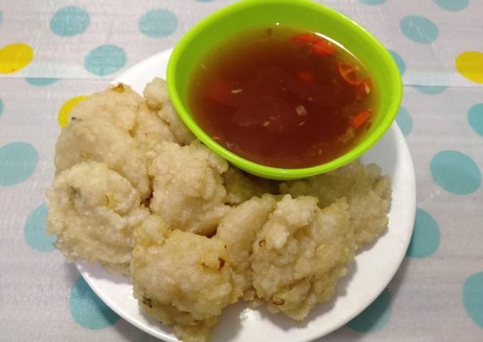 Resep Cireng Nasi Renyah Di Luar Lembut Di Dalam Yummy Oleh Panca Enni Cookpad