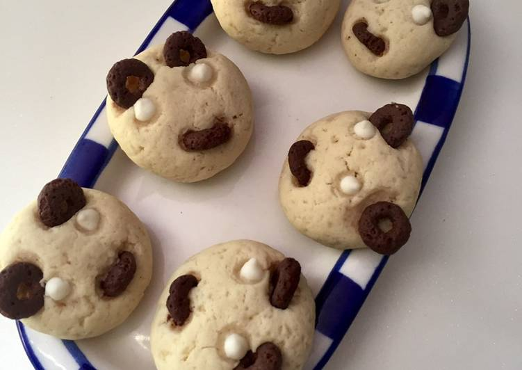 Bear butter cookies