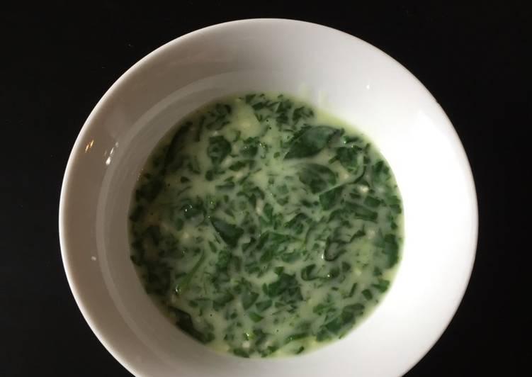 Garlic-Spinach Dip
