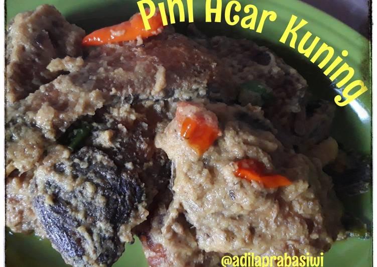 Pihi Acar Kuning - cookandrecipe.com