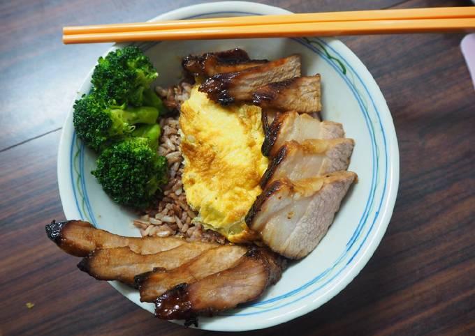 Honey Grilled Pork (Char Siu or Char Siew)