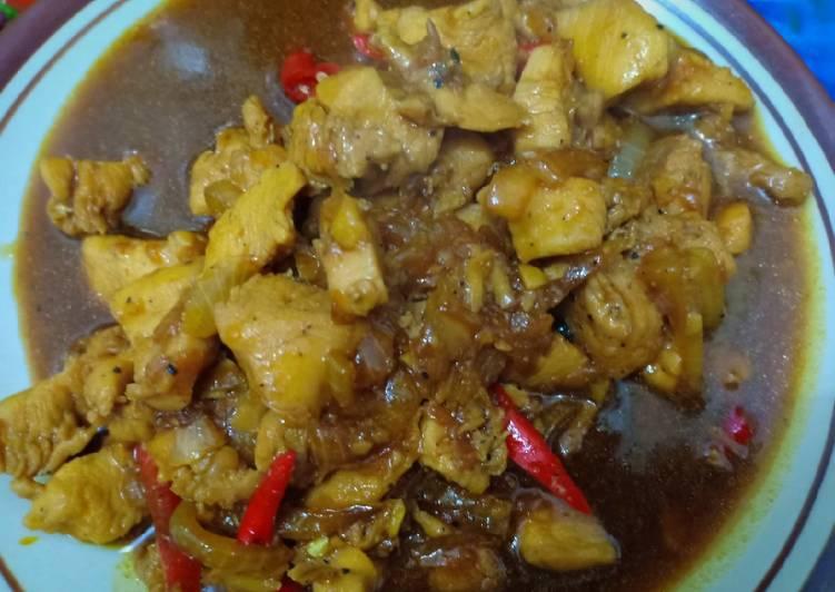 Fillet Ayam Cincang