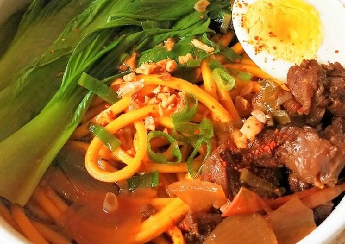 Taiwan Beef Noodle, Wajib Coba! - projectfootsteps.org