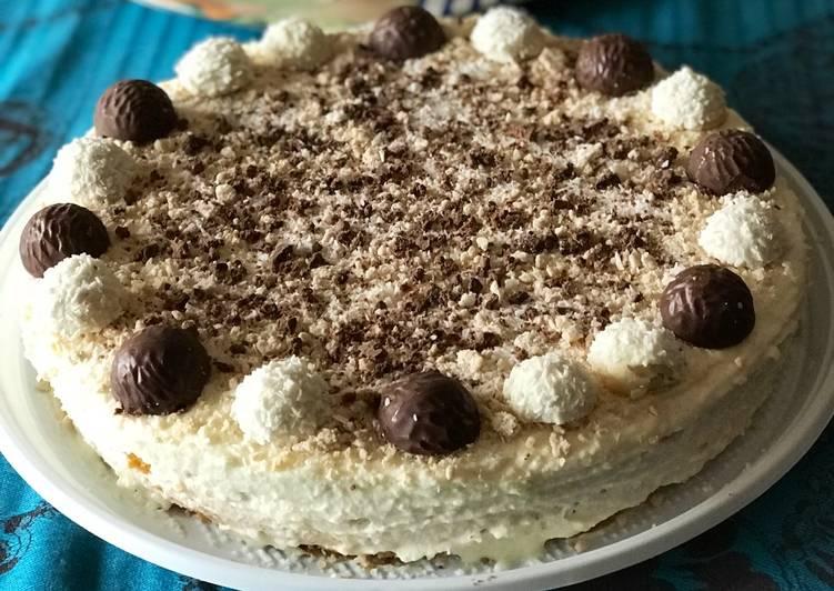 AMIEs Ferrero COCOnut Cake