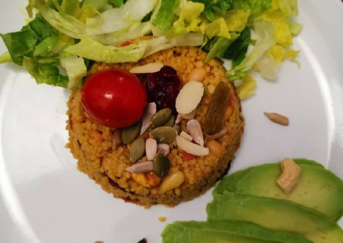Couscous weekday dinner