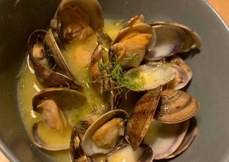 Easiest Way to Make Appetizing BBQ Clam