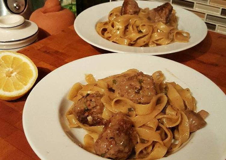 The Best Soft and Chewy Dinner Ideas Refreshing Swedish Meatballs and Egg Noodles in a Creamy Sauce