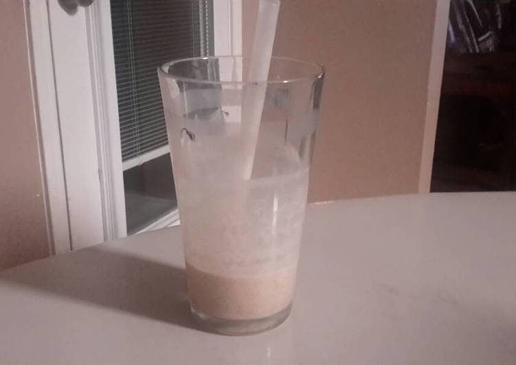 Peanut Butter 'n 'Naner Smoothie