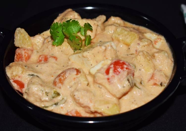 Top 100 Dinner Easy Super Quick Homemade Navratan Korma