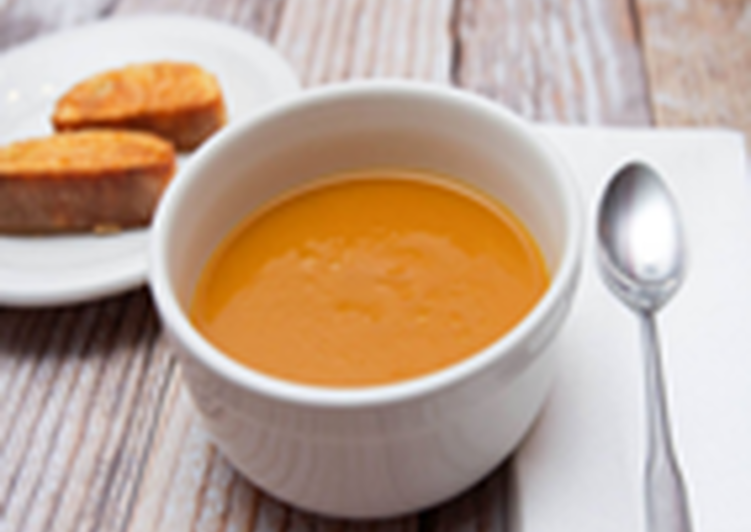 Easiest Way to Prepare Ultimate Butternut Squash Soup
